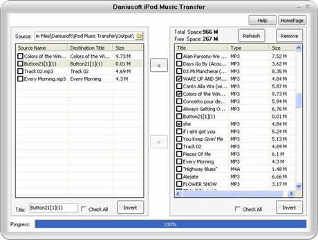copiar musica ipod a computadora Copiar musica del ipod a la computadora y viceversa sin iTunes