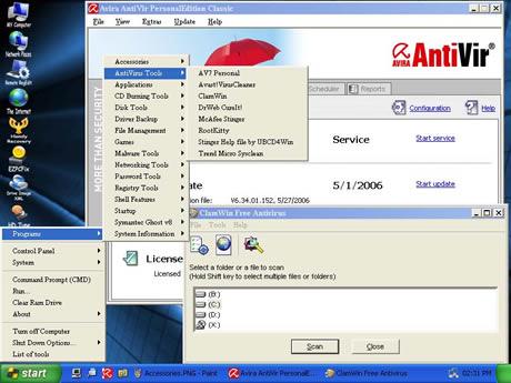 reparar windows Reparar Windows con Ultimate Boot CD 4 Win