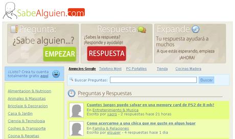 preguntas Preguntas y respuestas en SabeAlguien.com