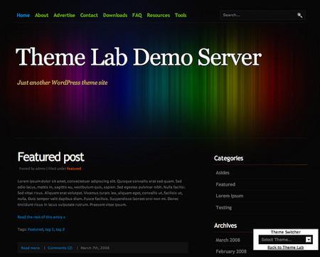 themes wordpress colourise Themes wordpress, 30 templates gratis
