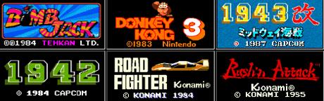 juegos de los 80 Juegos online, juegos arcade de los 80