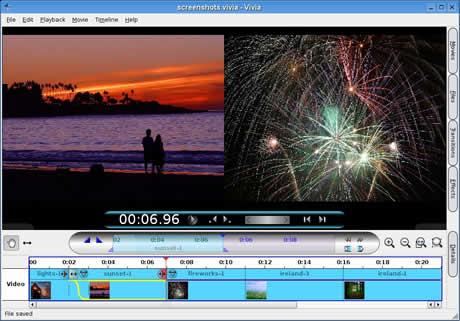 editar videos windows Editar videos con Vivia
