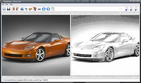 efectos para fotos lapiz Efectos para fotos tipo dibujo con FotoSketcher