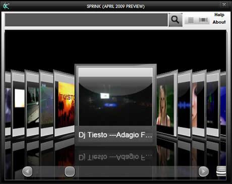 videos youtube Videos de Youtube en tu escritorio con Sprink