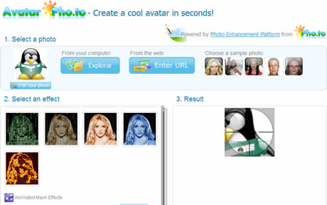 avatares animados Avatares animados en Avatar Photo!