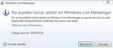 errores msn Errores msn, reparalos con MSN E Fix