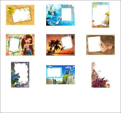 marcos para fotos gratis Marcos para fotos en Loonapix Framer