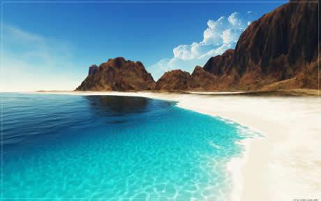 8 fondos de playas Fondos de playa, 15 wallpapers para el verano