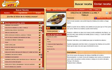 recetas cocina faciles Recetas de cocina en Quecocinohoy