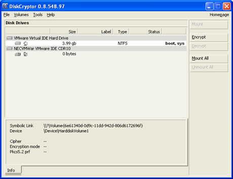 encritpar discos Encriptar particiones de discos duros con DiskCryptor