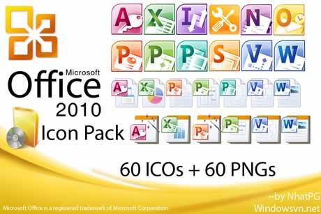 iconos office 2010 gratis Iconos gratis, microsoft office 2010