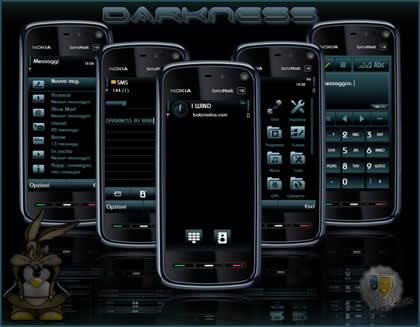temas nokia gratis darkness Temas nokia N97, +10 excelentes temas