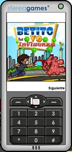 juegos para celular Juegos para celular, Betito vs la influenza