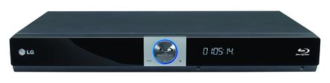 Blu Ray BD370 LG Blu Ray BD370, un reproductor que se conecta a internet