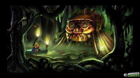 Monkey Island 2 Monkey Island 2: Special Edition anunciado