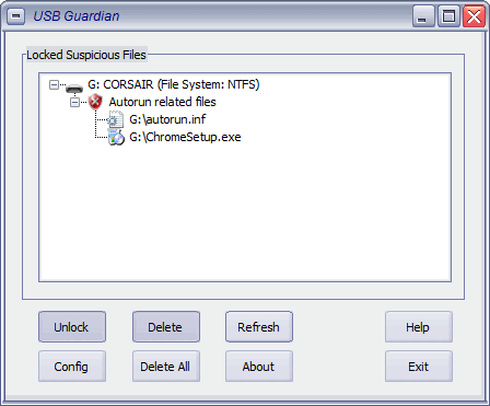 antivirus usb Virus usb, evitalos con USB Guardian