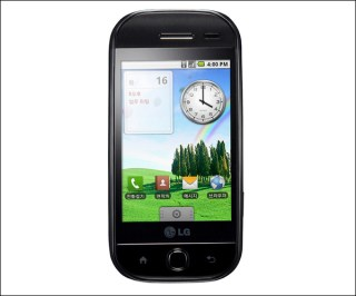 lg kh5200 LG lanza celular con Android