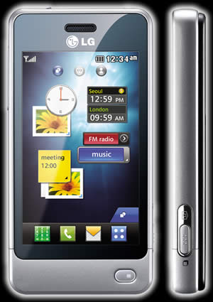 lg pop GD510 LG POP GD510 llega a México