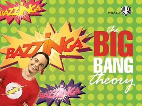 the bing bang theory Ringtones de The Bing Bang Theory Bazzinga!
