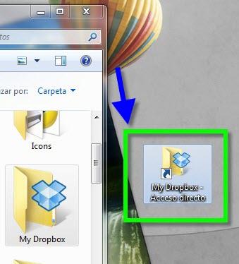 Acceso 31 Como crear accesos directos de cualquier aplicación, carpeta o archivo en Windows