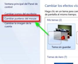 Como cambiar punteros de mouse Como cambiar tu cursor, o puntero del ratón (mouse)