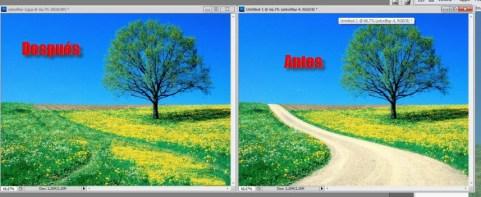 Photoshop 1 Como desaparecer cosas en imágenes con Content Aware Fill en Photoshop CS5