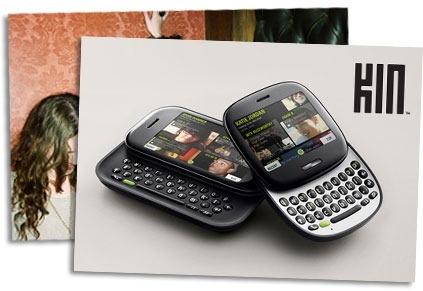 hero Microsoft Kin el primer celular diseñado por Microsoft y que llevará Windows Phone 7