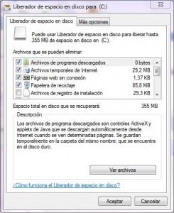 lib 3 245x300 Como liberar espacio de disco duro en Windows