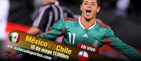 mexico chile despedida azteca Mexico vs Chile en vivo