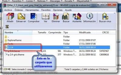 temas nuevos Como instalar temas en Windows 7 no oficiales
