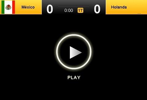 ver mexico holanda en vivo Mexico vs Holanda en vivo
