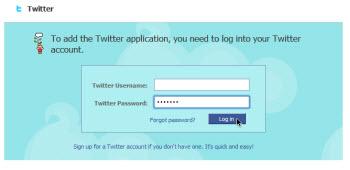 acceder twitter desde facebook Como vincular tu cuenta de Twitter con Facebook