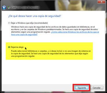 copia seguridad Como Respaldar tus archivos en Windows