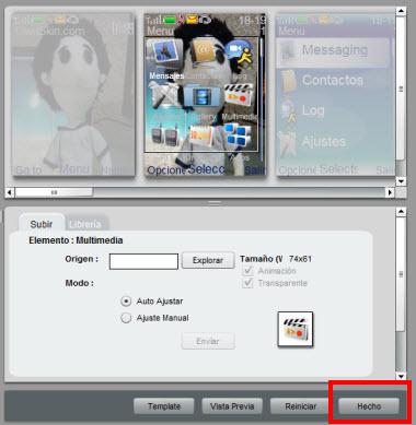 temas celulares Crear temas para celular en OwnSkin
