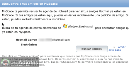 Como abrir myspace 5 Abrir cuenta MySpace
