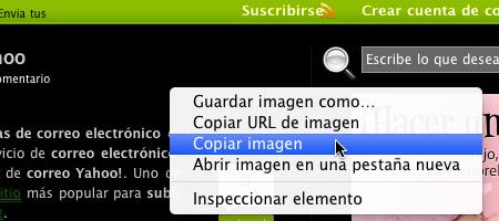 Como guardar pagina internet en imagen 4 Guarda páginas web como imagenes en Google Chrome