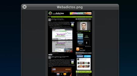 Como guardar pagina internet en imagen 7 Guarda páginas web como imagenes en Google Chrome
