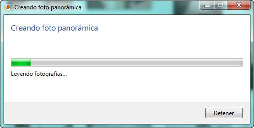Crear panoramica Galeria fotos de Windows 5 Hacer fotos panorámicas con la galería de Windows Live