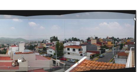 Crear panoramica Galeria fotos de Windows 9 Hacer fotos panorámicas con la galería de Windows Live