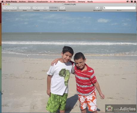 Recortar fotos e imagenes con Vista previa 1 Como recortar fotos con Vista Previa
