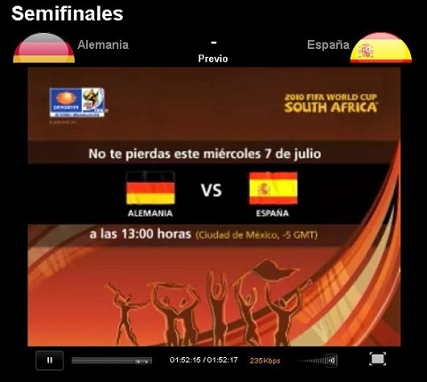 alemania espana en vivo mundial Alemania vs España en vivo