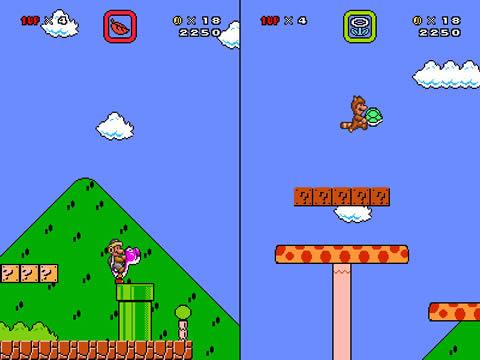 mario bros Super Mario Bros X