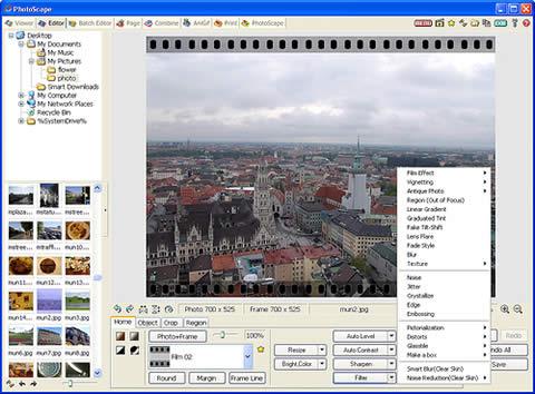 editor fotos photoscape PhotoScape, editar fotos fácilmente