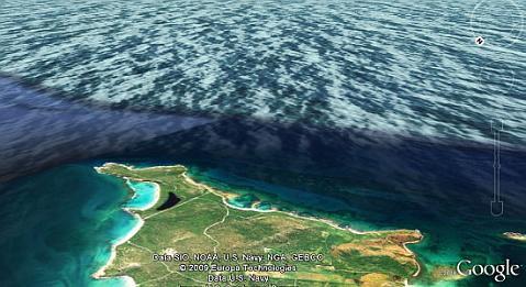 google earth android Google Earth 1.1 de Android se sumerge a los océanos