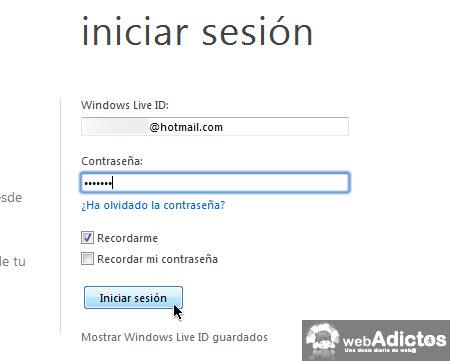 hotmail Aprende a abrir messenger en Hotmail