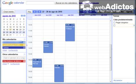 sincronizar google chrome con outlook Sincronizar Outlook con Google Calendar