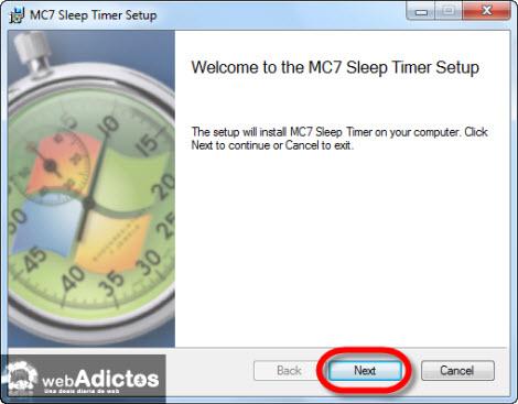 sleep timer windows media center Agregar un Sleep Timer a Windows Media Center