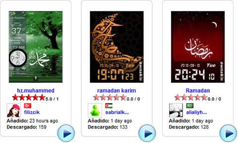 temas celular flash Temas flash para celular