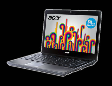 Acer Aspire TimelineX 3820T Acer Aspire TimelineX