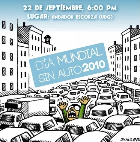dia mundial sin auto Día Mundial Sin Auto 2010